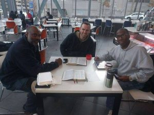 Image of a personal bible study